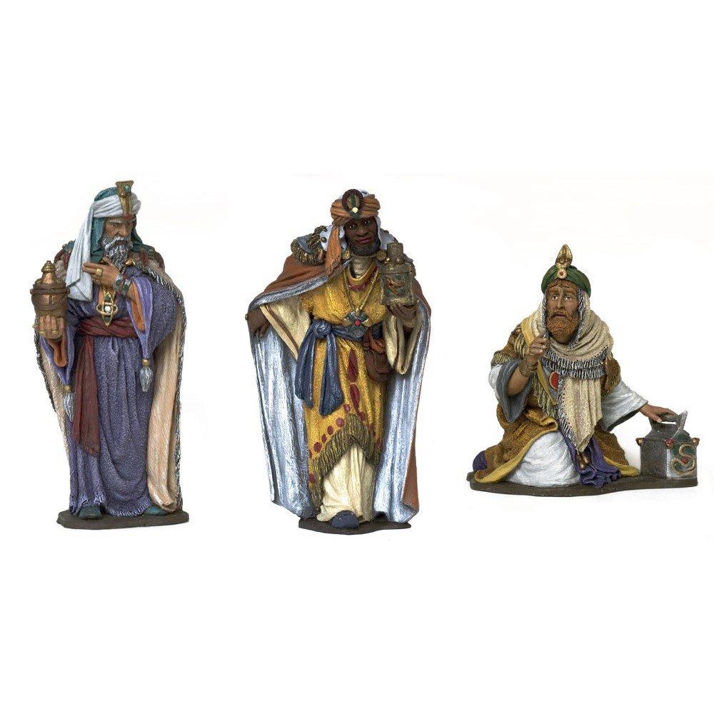 Reyes Magos adorando